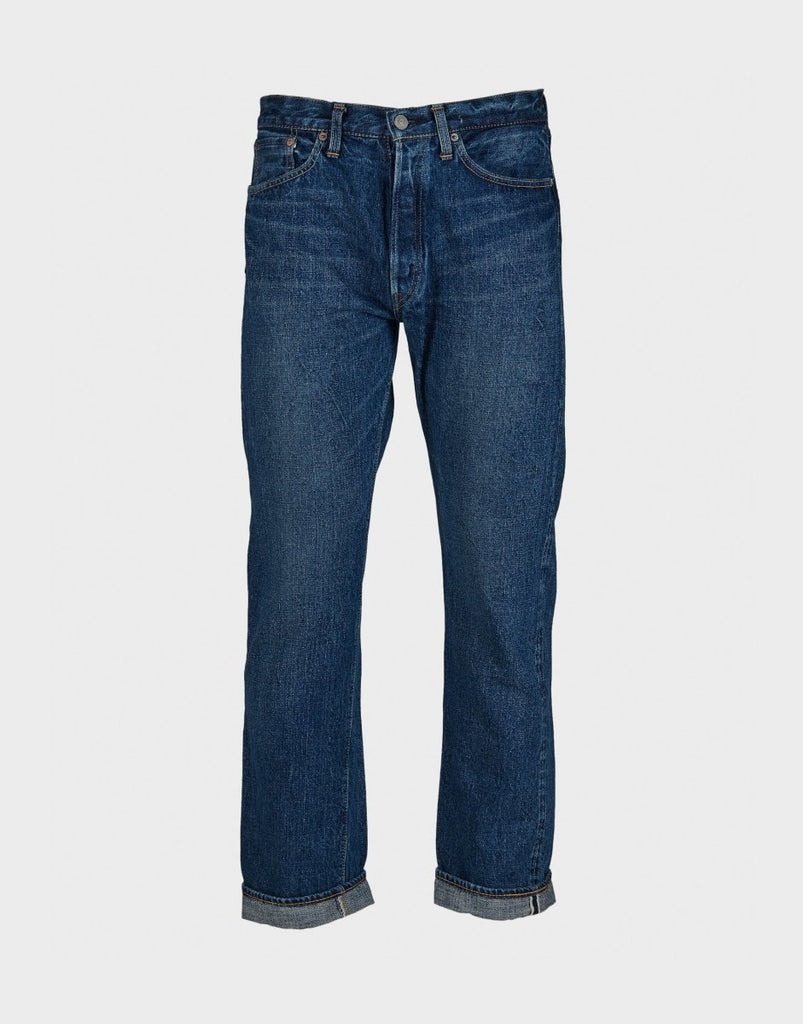 orSlow 105 Standard Selvedge Denim Jean - 2 Year Wash - The 5th