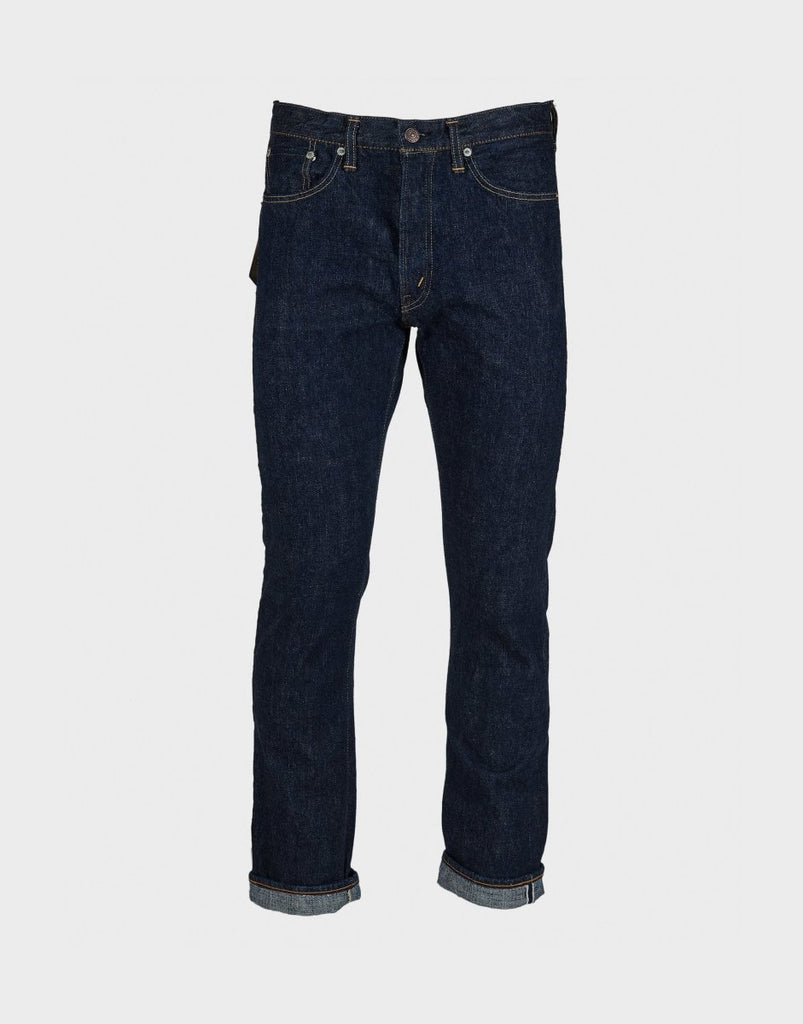 orSlow 107 Ivy Slim Fit Selvedge Denim Jean - One Wash - The 5th