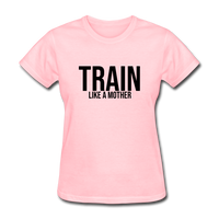 Train Like A Mother - pink
