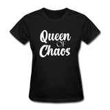 Queen Of Chaos - black