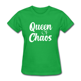 Queen Of Chaos - bright green