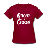 Queen Of Chaos - dark red