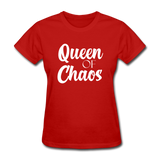 Queen Of Chaos - red