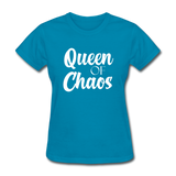Queen Of Chaos - turquoise