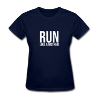 Run Like A Mother - navy