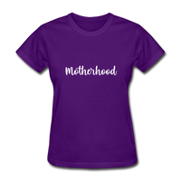 Motherhood - purple