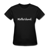 Motherhood - black