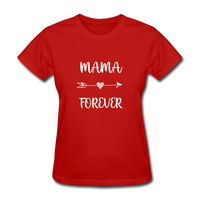 Mama Forever - red