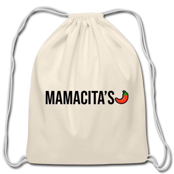 Cotton Drawstring Bag - Mamacita's Shirts