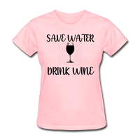 Save Water - pink