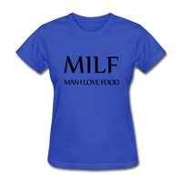MILF - royal blue