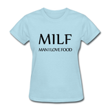MILF - powder blue