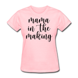 Mama In The Making - pink