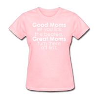 Good Moms, Great Moms - pink