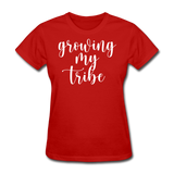Growing My Tribe - red