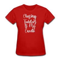 Chasing Toddlers Is My Cardio - Mamacita's Shirts