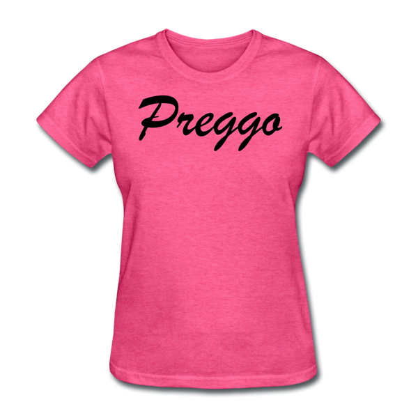 Preggo - heather pink