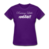 Raising Little Monsters!!! - purple