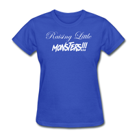 Raising Little Monsters!!! - royal blue