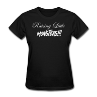 Raising Little Monsters!!! - black