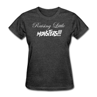 Raising Little Monsters!!! - heather black
