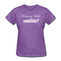 Raising Little Monsters!!! - purple heather