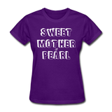 Sweet Mother Of Pearl Vintage (White) - purple