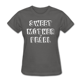 Sweet Mother Of Pearl Vintage (White) - charcoal