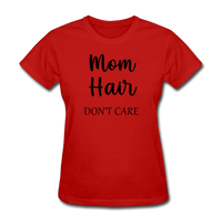 Mom Hair - red