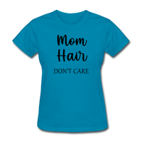 Mom Hair - turquoise