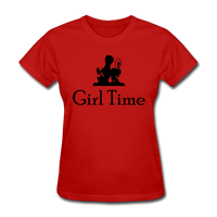 Girl Time - red