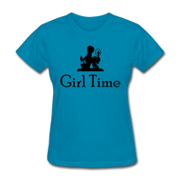 Girl Time - turquoise