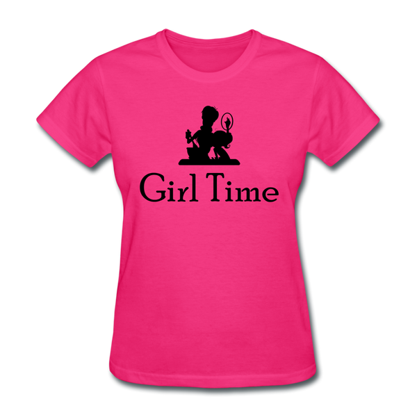 Girl Time - fuchsia