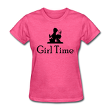 Girl Time - heather pink