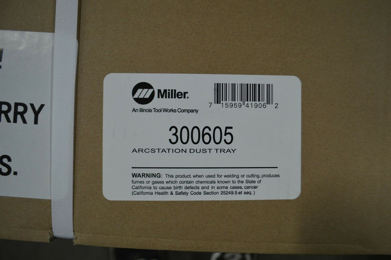 Miller 300605 Arcstation Dust Tray