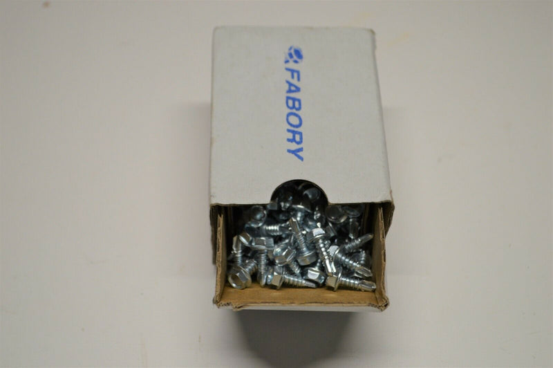 400 pcs FABORY self Drilling hex washer head Screw, 8x1/2 U31810.016.0050