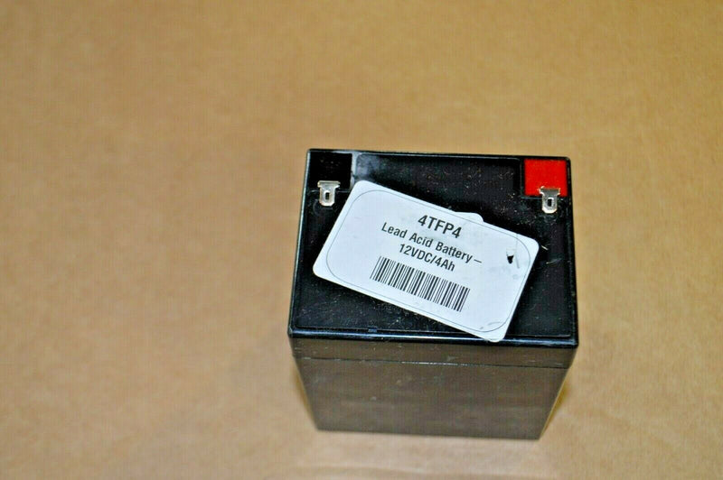 Altronix Phenolic or Fiberglass Lead Acid Battery- 12VDC/4Ah, Model BT124