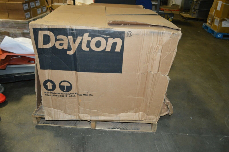DAYTON 34' TUBEAXIAL FAN, 3C413, New Open Box