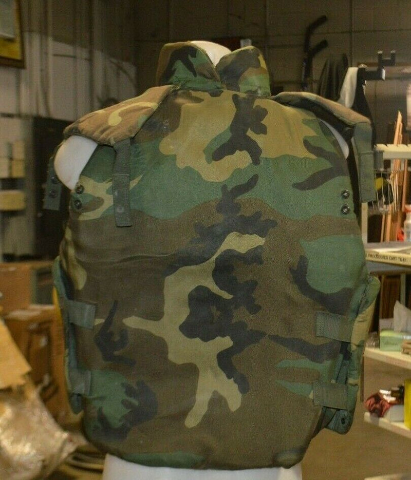 Tactical body armor Vest size Large