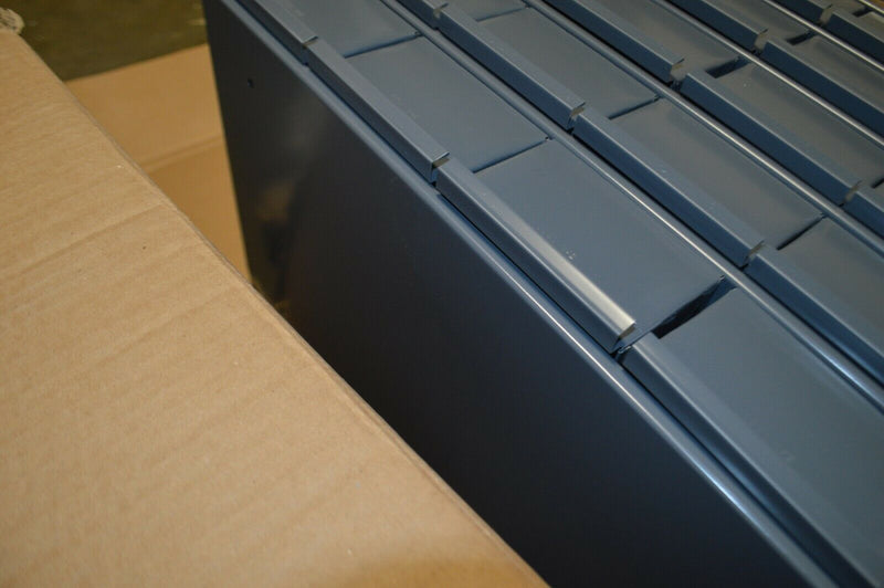 Durham MFG Steel Drawer Bin Cabinet