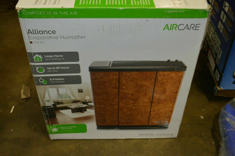 Aircare Alliance Evaporative Humidifier, H12400HB