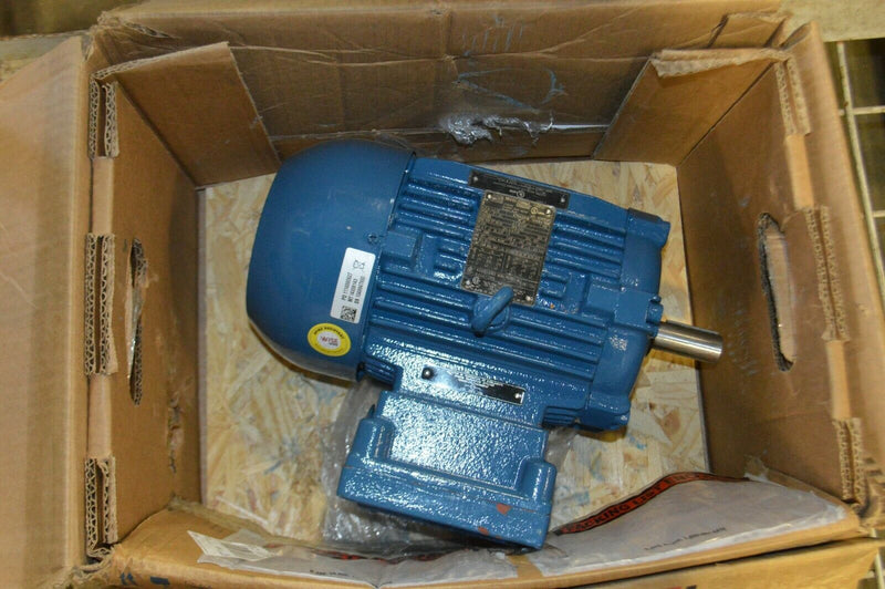 Weg 3 Phase,  2hp Motor, Model: 002366XT3E145T,