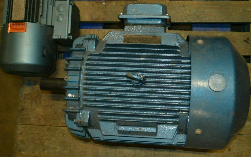 WEG 256T-4 PREMIUM EFFICIENCY 20 HP MOTOR