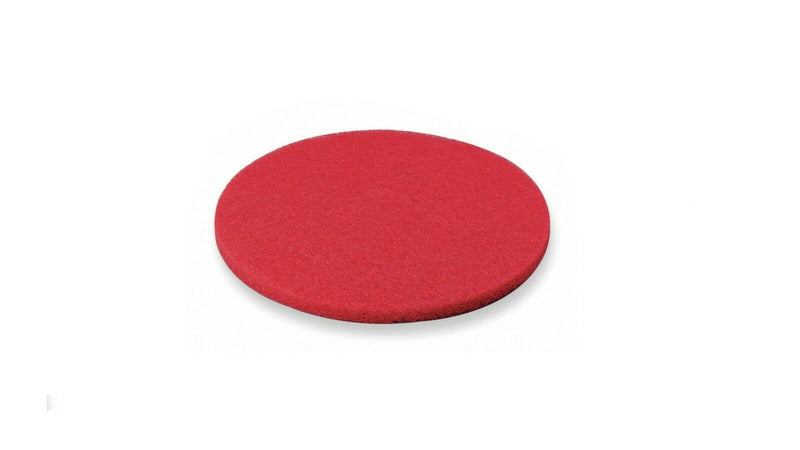 "Ability One 19"" round buffing pad, 175 to 600 rpm, 5 pk"