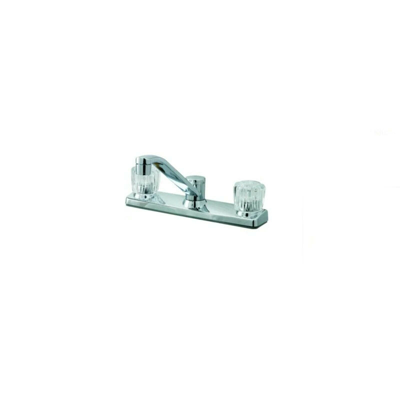 Aspen Bathroom, Two handle Faucet,  Polished Chrome Mod: 412342
