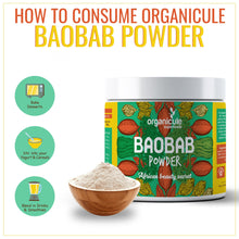 Load image into Gallery viewer, Organicule Baobab Powder 300g