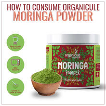 Load image into Gallery viewer, Organicule Moringa Powder 200g