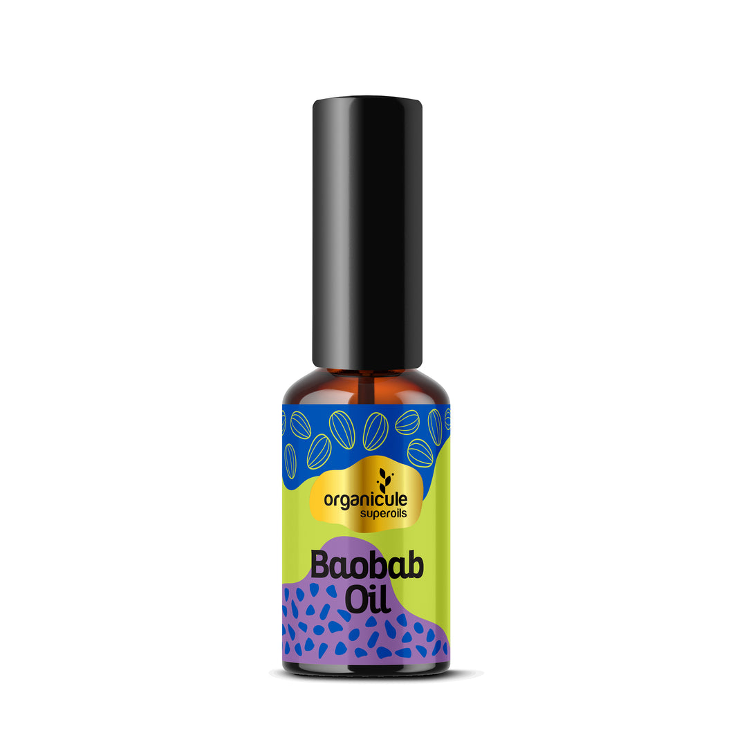 Organicule Baobab Oil 30ml