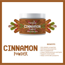 Load image into Gallery viewer, Organicule Cinnamon Powder 100g