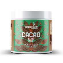 Load image into Gallery viewer, Organicule Cacao Nibs 250g
